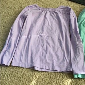 Carter's Girls Tops Sz: 8